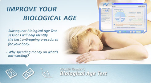 Improve your Biological Age