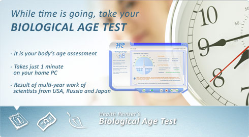 Biological Age Test