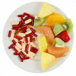 Fruits & Vegetables vs. Supplements
