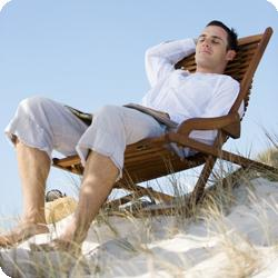 Healthy Vacation and Relax