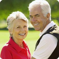 Older Adults Happy