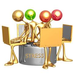 Using stress test - getting stress level