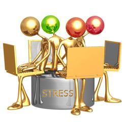 Using stress test - getting stress level