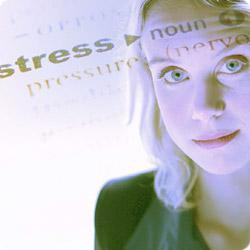 Stress Monitor at work