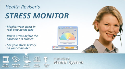 Health Reviser - Stress Monitor